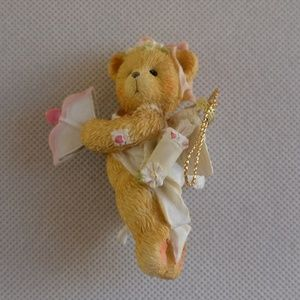 "CherishedTeddies ""Sending You My Heart"" Girl Cupid"